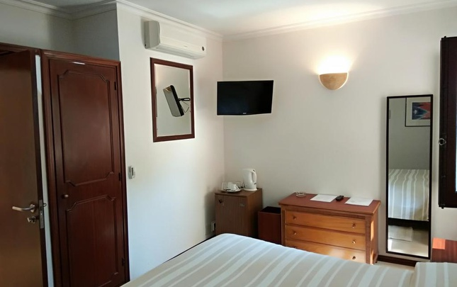 ECONOMIC DOUBLE ROOM